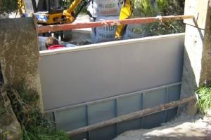ESTHI   Solutions pour la prévention et la protection des inondations. Solutions pour la prévention et la protection des inondations, protection périphérique, régulation et rétention, vannes murales et aménagements hydrauliques.